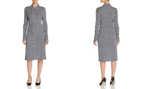Tory Burch Crista T-Print Shirt Dress - Bloomingdale's_2