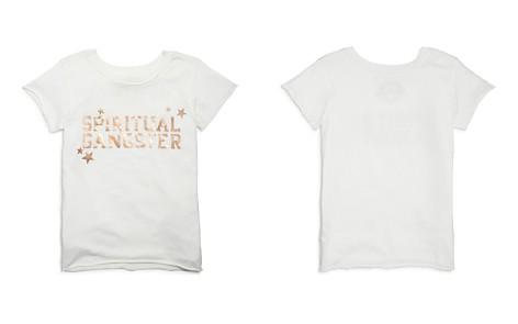 Spiritual Gangster Girls' Foil Logo Tee, Little Kid, Big Kid - 100% Exclusive - Bloomingdale's_2