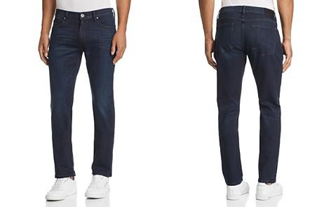 PAIGE Federal Slim Fit Jeans in Kenan - Bloomingdale's_2