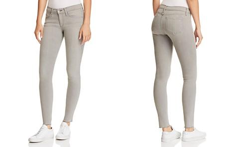 rag & bone/JEAN Raw-Edge Ankle Skinny Jeans - Bloomingdale's_2
