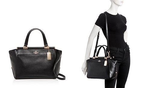 COACH Grace Leather Satchel - Bloomingdale's_2
