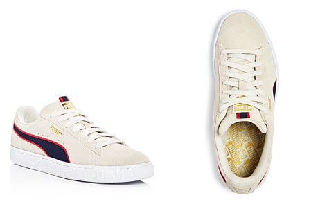 PUMA Men's Classic Sport Suede Lace Up Sneakers - Bloomingdale's_2