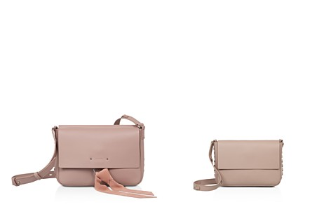 ALLSAINTS Cassie Leather Flap Crossbody - Bloomingdale's_2