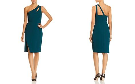 Avery G One-Shoulder Crepe Dress - Bloomingdale's_2