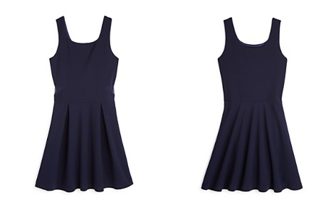 Sally Miller Girls' Stretch Knit Dress with Mesh Cutouts - Big Kid - Bloomingdale's_2