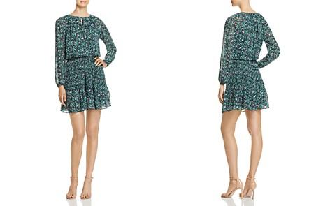 MICHAEL Michael Kors Paisley-Print Mini Dress - Bloomingdale's_2
