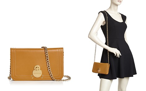 Longchamp Cavalcade Wallet on Chain Leather Crossbody - Bloomingdale's_2