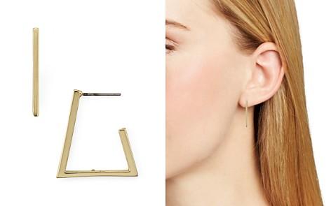 Rebecca Minkoff Trapezoid Earrings - Bloomingdale's_2