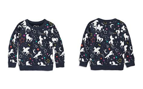 CHASER Girls' Unicorn Fantasy Raglan Sweatshirt - Little Kid, Big Kid - Bloomingdale's_2