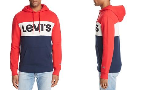 Levi's Colorblock Marshmallow Hooded Sweatshirt - Bloomingdale's_2