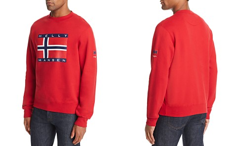 Sandro Helly Hansen Crewneck Sweatshirt - 100% Exclusive - Bloomingdale's_2