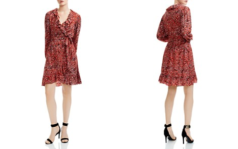 Maje Rosetto Wrap Dress - Bloomingdale's_2