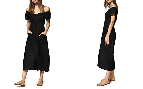 Sanctuary Meet Me At The Sunset Off-the-Shoulder Dress - Bloomingdale's_2