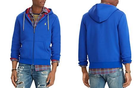 Polo Ralph Lauren Double Knit Full-Zip Hooded Sweatshirt - Bloomingdale's_2