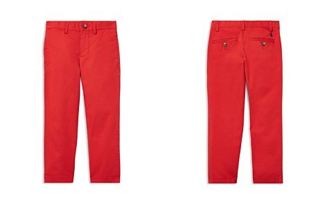 Polo Ralph Lauren Boys' Cotton Twill Chino Pants - Little Kid - Bloomingdale's_2