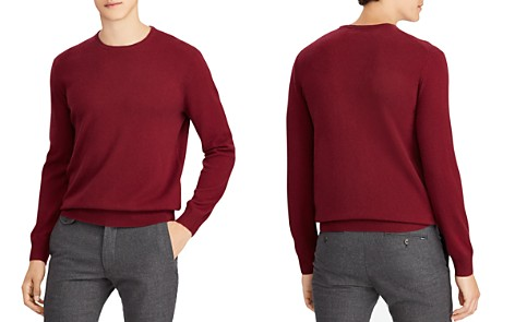 Polo Ralph Lauren Washable Cashmere Crewneck Sweater - Bloomingdale's_2