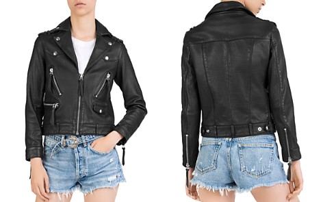 The Kooples Leather Moto Jacket - Bloomingdale's_2