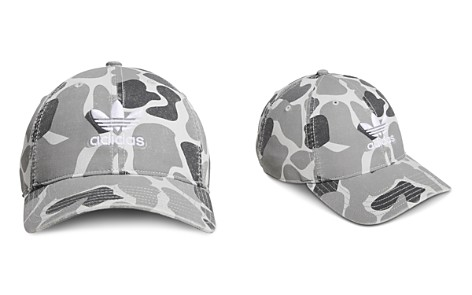 adidas Originals Camo Relaxed Strapback Hat - Bloomingdale's_2