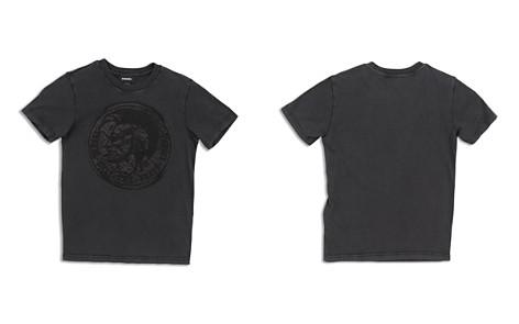 Diesel Boys' Tinnyx Embroidered Logo Tee - Big Kid - Bloomingdale's_2