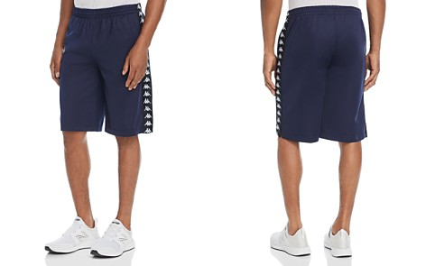 KAPPA Treadwell Logo-Striped Shorts - Bloomingdale's_2