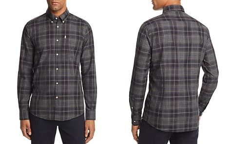 Barbour Wetheram Plaid Tailored Fit Button-Down Shirt - Bloomingdale's_2
