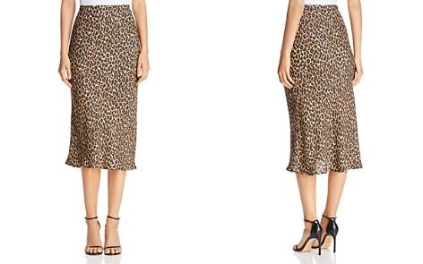 Three Dots Leopard Pencil Skirt - Bloomingdale's_2
