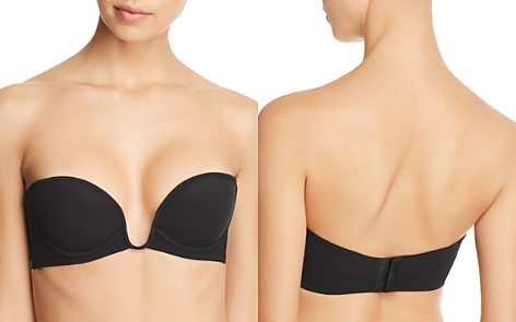 La Perla Second Skin Convertible Strapless Push-Up U-Wire Bra - Bloomingdale's_2