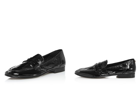 kate spade new york Women's Genevieve Almond Toe Patent Leather Loafers - Bloomingdale's_2