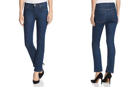 Hudson Nico Ankle Straight Jeans in Bonita - Bloomingdale's_2