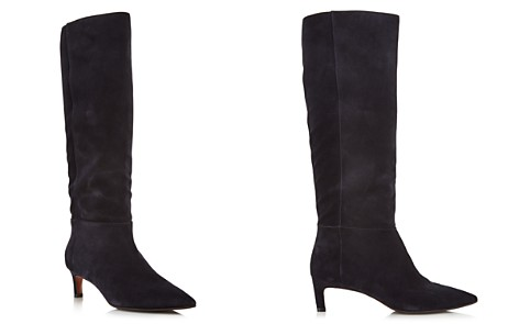 Aquatalia Women's Macey Pointed Toe Suede Boots - 100% Exclusive - Bloomingdale's_2
