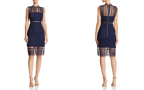 Bardot Mariana Lace Dress - Bloomingdale's_2