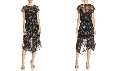 Parker Tegan Floral Dress - Bloomingdale's_2