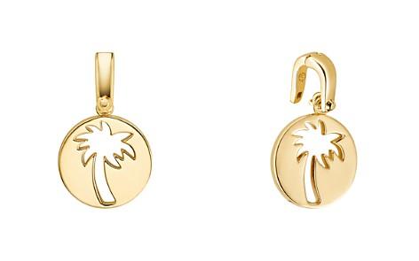 Michael Kors Custom Kors 14K Gold-Plated Sterling Silver Palm Tree Charm - Bloomingdale's_2