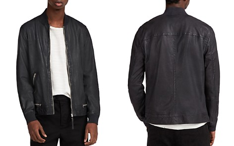 ALLSAINTS Madden Leather Bomber Jacket - Bloomingdale's_2