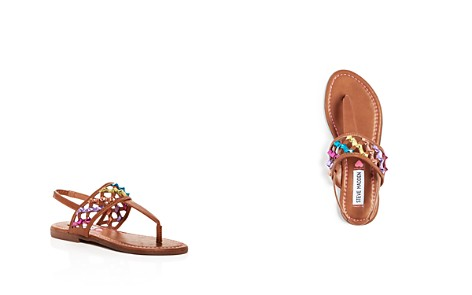 STEVE MADDEN Girls' Rainbow Slingback Thong Sandals - Little Kid, Big Kid - Bloomingdale's_2