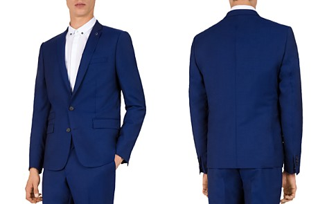 The Kooples Marine Officer Slim Fit Blazer - Bloomingdale's_2