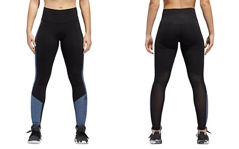 adidas Originals Believe This Space-Dye Inset Leggings - Bloomingdale's_2