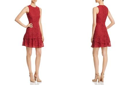 MICHAEL Michael Kors Lace Ruffle Dress - Bloomingdale's_2
