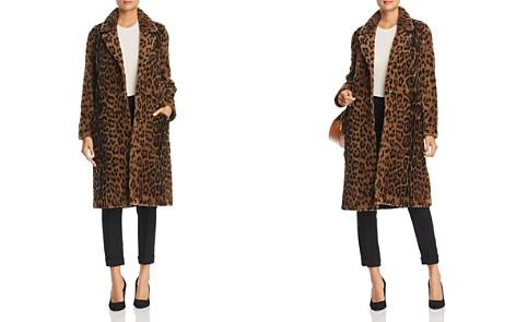 Maximilian Furs Leopard-Print Lamb Shearling Coat - 100% Exclusive - Bloomingdale's_2
