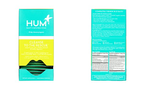 HUM Nutrition Cleanse to the Rescue 21-Day Cleanse - Bloomingdale's_2
