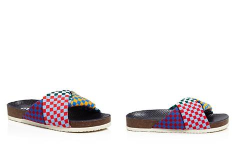 Tory Sport Women's Tech Knit Slide Sandals - Bloomingdale's_2