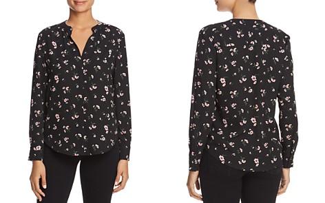 Finn & Grace Floral Print Blouse - Bloomingdale's_2