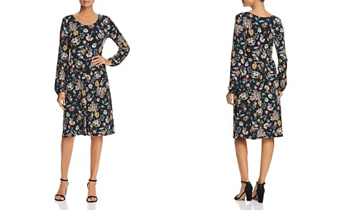 Leota Maya Floral Print Dress - Bloomingdale's_2