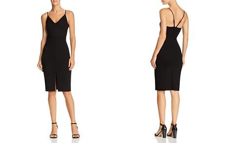 AQUA Slit Sheath Dress - 100% Exclusive - Bloomingdale's_2