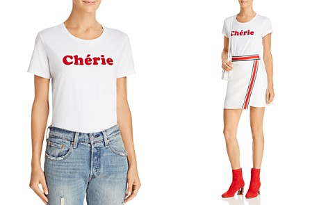 FRENCH CONNECTION Cherie Graphic Tee - Bloomingdale's_2