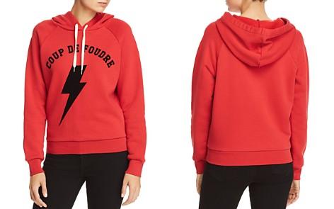FRAME Shrunken Hooded Sweatshirt - Bloomingdale's_2
