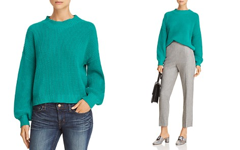Honey Punch Balloon-Sleeve Sweater - Bloomingdale's_2
