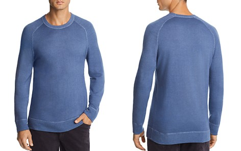 The Men's Store at Bloomingdale's Garment-Dyed Cashmere Sweater - 100% Exclusive_2