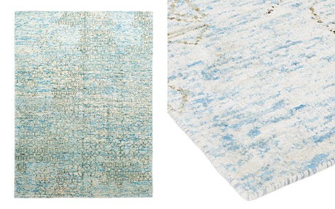 "Solo Rugs Modern 16 Hand-Knotted Area Rug, 8' 10"" x 12' 1"" - Bloomingdale's_2"
