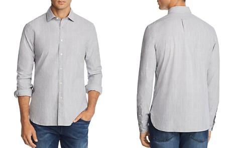 The Men's Store at Bloomingdale's Grid-Print Broadcloth Slim Fit Shirt - 100% Exclusive_2